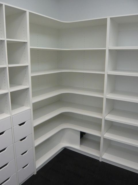 Wardrobes And Shelving Showcase Shelving